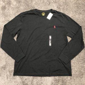 Men's Lg Polo Long Sleeve Shirt - NWT